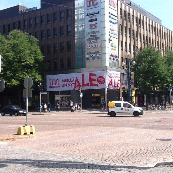 Kauppakeskus Lahti