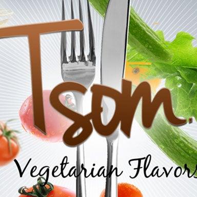 Foto scattata a Tsom Vegetarian Flavors da Tsom Vegetarian Flavors il 7/25/2013