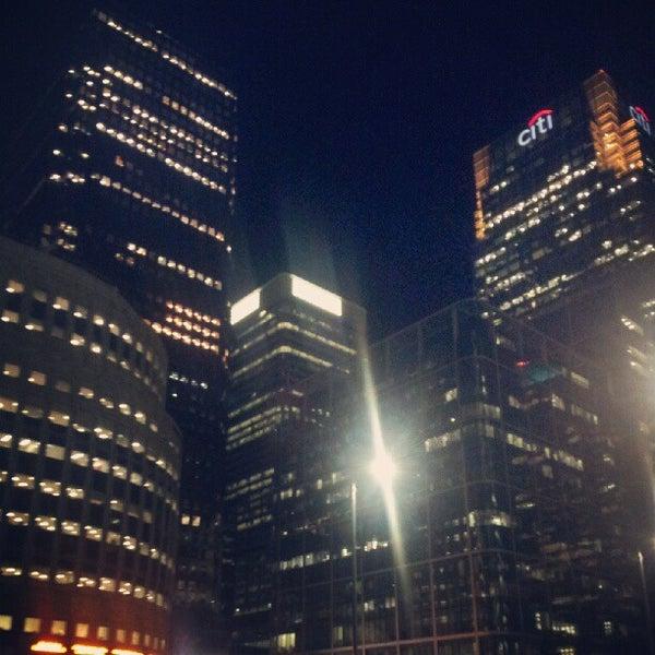 Foto scattata a Canary Wharf da Tom B. il 9/18/2012