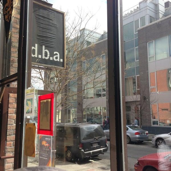 Foto diambil di d.b.a. Brooklyn oleh Bill M. pada 4/13/2013