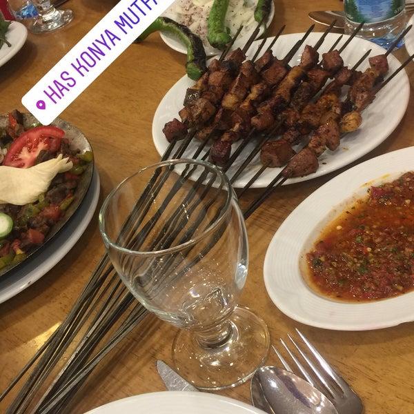 6/17/2018 tarihinde Fulya D.ziyaretçi tarafından Has Konya Mutfağı'de çekilen fotoğraf