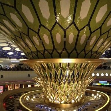 Photo prise au Abu Dhabi International Airport (AUH) par Janet E. le7/27/2013