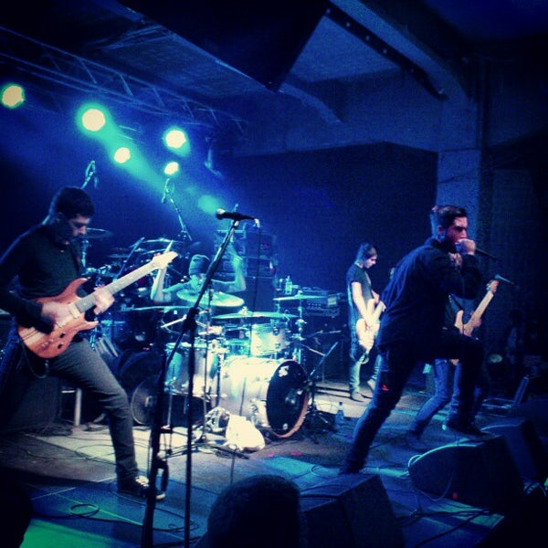 Foto scattata a MeetFactory da Zoli T. il 11/30/2012