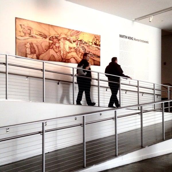 Foto scattata a Bronx Museum of the Arts da Mark S. il 11/27/2015