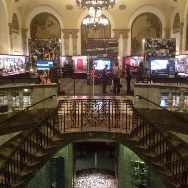 Foto tirada no(a) Museum of American Finance por Mark S. em 10/16/2014