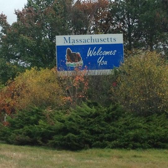 Photos at Rhode Island / Massachusetts Border (Route 1) - 1