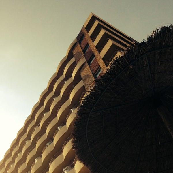 8/29/2014에 Jesús님이 Hotel Castilla에서 찍은 사진