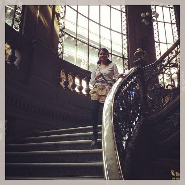 7/28/2013 tarihinde Perla C.ziyaretçi tarafından Museo Nacional de Arte (MUNAL)'de çekilen fotoğraf