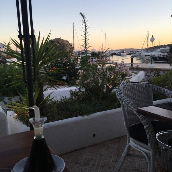 Das Foto wurde bei Sushipoint Ibiza von Елена П. am 8/23/2016 aufgenommen