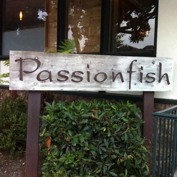 7/31/2013에 Alysa H.님이 Passionfish에서 찍은 사진