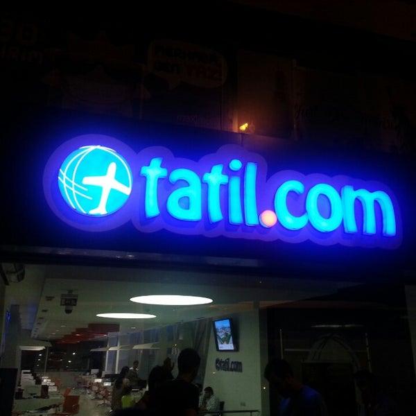 รูปภาพถ่ายที่ Tatil.com โดย Secgin เมื่อ 8/7/2013
