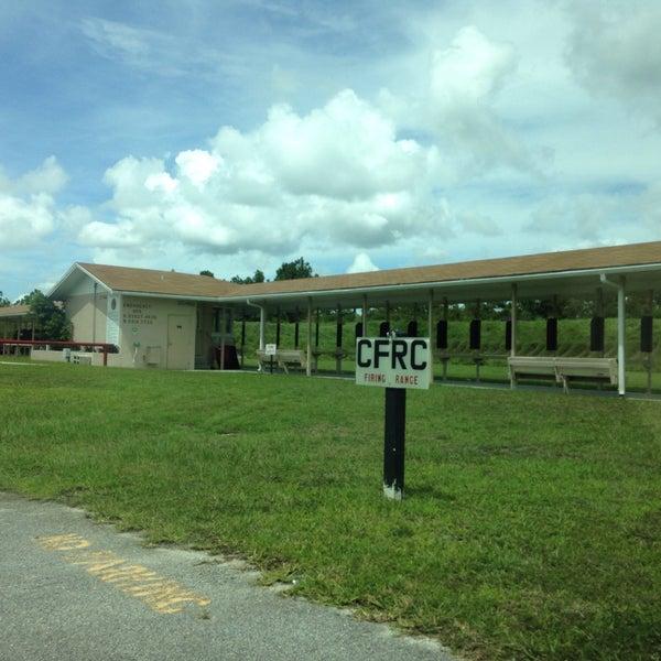 Photos at Central Florida Reception Center (CFRC): Firing