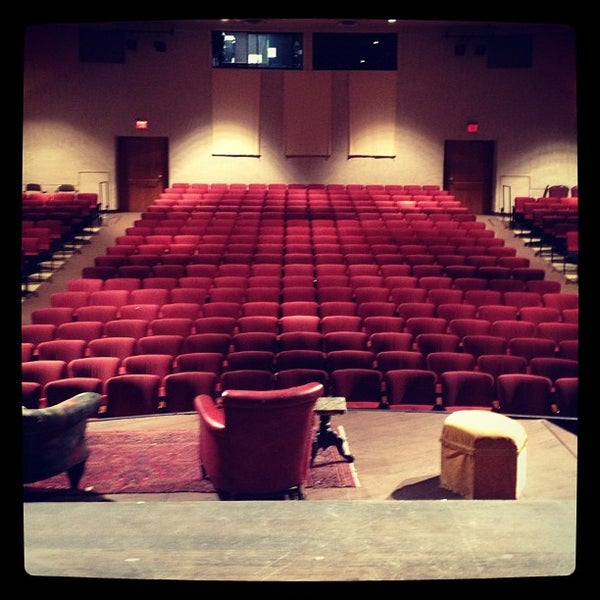 Lucie Stern Community Theatre - Performing Arts Venue
