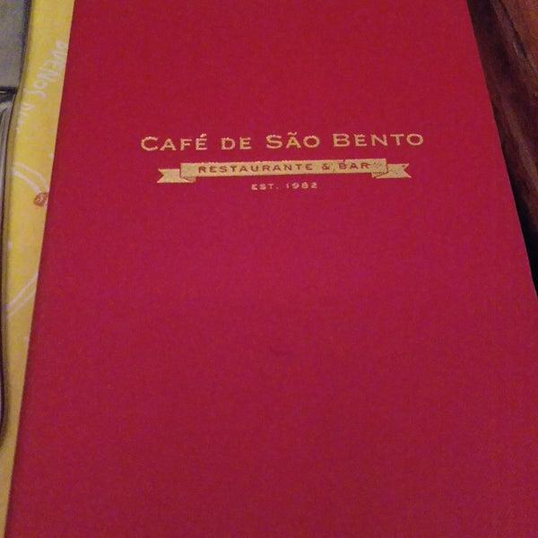 Photo prise au Café de São Bento par Marco D. le7/19/2018