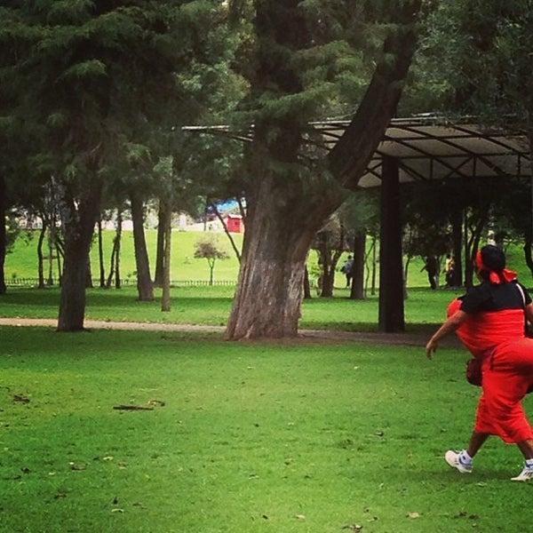 Foto diambil di Parque El Ejido oleh tamar m. pada 2/18/2013