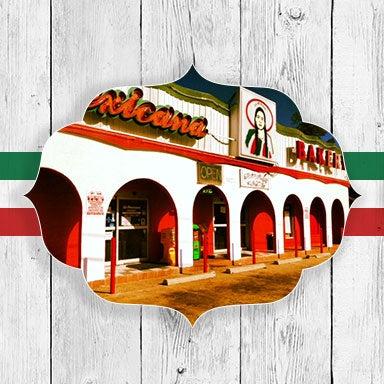 Снимок сделан в La Mexicana Bakery пользователем La Mexicana Bakery 7/30/2013