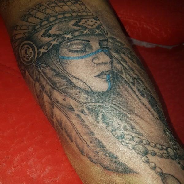 anka tattoo