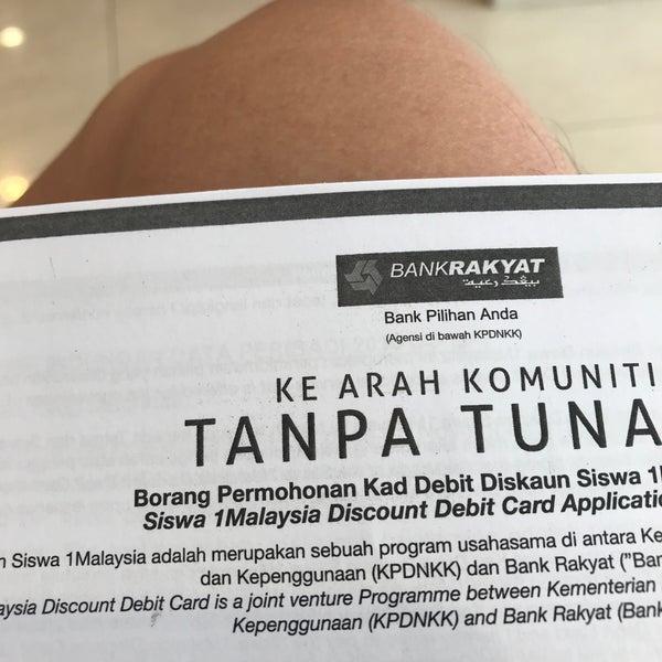 Bank Rakyat Bank Di Bayan Baru