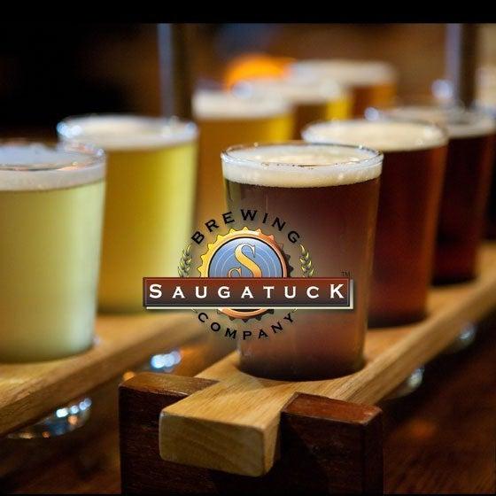 Снимок сделан в Saugatuck Brewing Company пользователем Saugatuck Brewing Company 4/11/2014