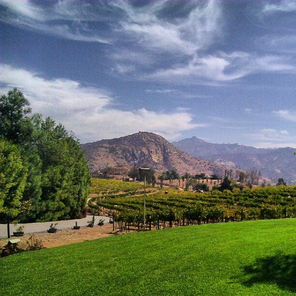 รูปภาพถ่ายที่ Orfila Vineyards and Winery โดย Elliott เมื่อ 10/5/2012