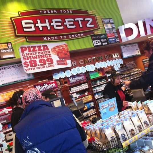 Sheetz - 41 tips from 2037 visitors
