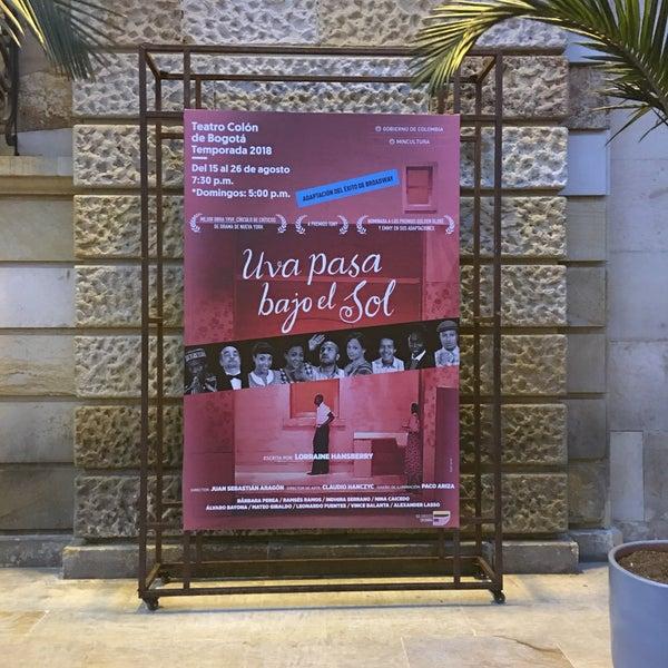 Das Foto wurde bei Teatro Colón von Adrian M. am 8/16/2018 aufgenommen