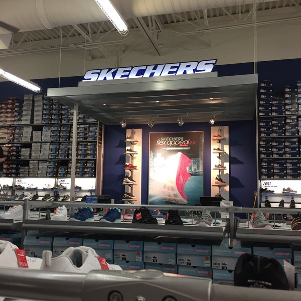 Photo Taken At SKECHERS Factory Outlet By Cindy G On 1 25 2018