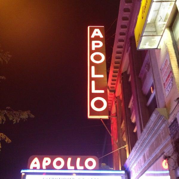 Das Foto wurde bei Apollo Theater von Don S. am 7/26/2013 aufgenommen
