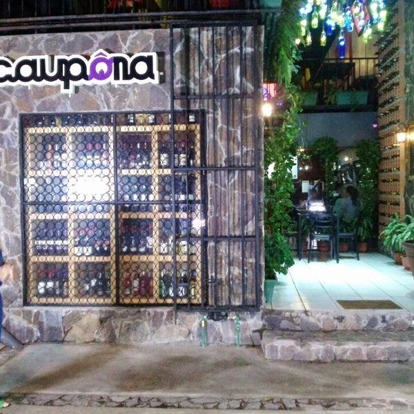 Photos At Caupona Terraza Bar Cava Restaurant Bar