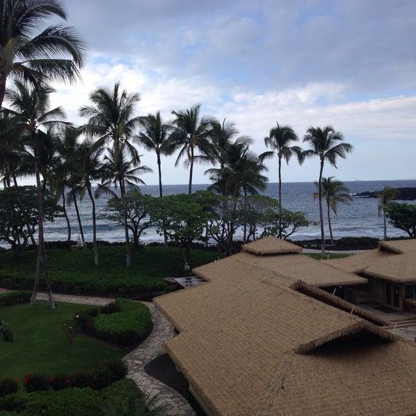 Foto tomada en Hilton Waikoloa Village por STG M. el 3/11/2015