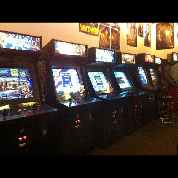 Game Room: Arcade In San Antonio