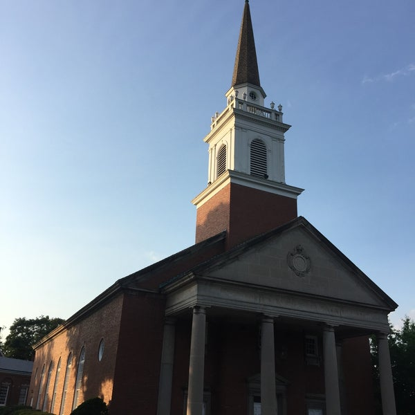 a university church
