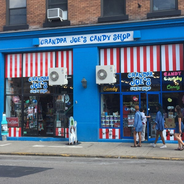 Pittsburgh strip district candy