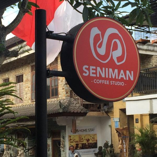 Foto scattata a Seniman Coffee Studio da Celine L. il 8/22/2015