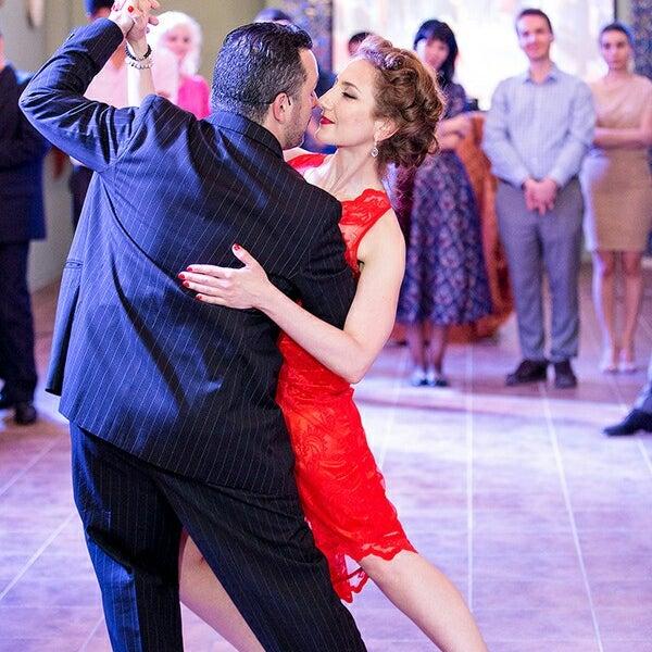 Das Foto wurde bei Tango-Magia Dance Studio von Karine K. am 5/23/2015 aufgenommen