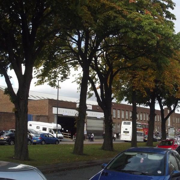 Yardley Wood Bus Depot Bus Station In Billesley
