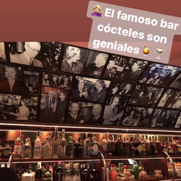รูปภาพถ่ายที่ Museo Chicote โดย Yasemin เมื่อ 1/30/2018