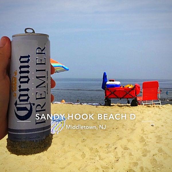 Sandy Hook Beach D - Highlands, Nj-4469