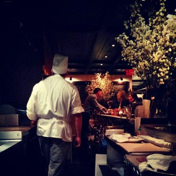 Foto tirada no(a) Mercer Kitchen por Omid A. em 4/7/2013