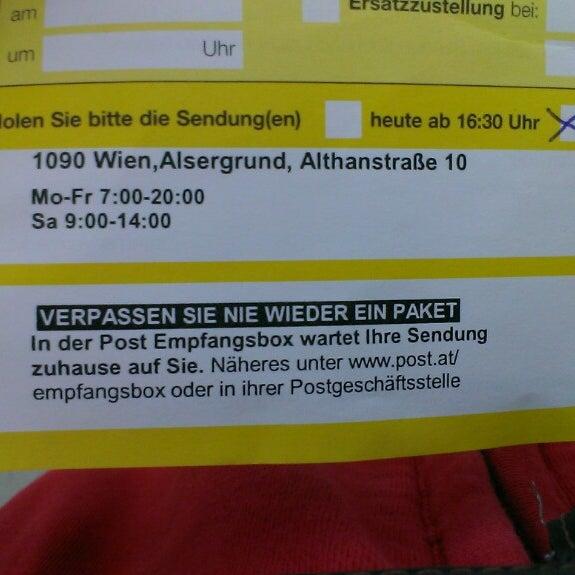 Photos At Post Bawag Psk Alsergrund 10 Visitors