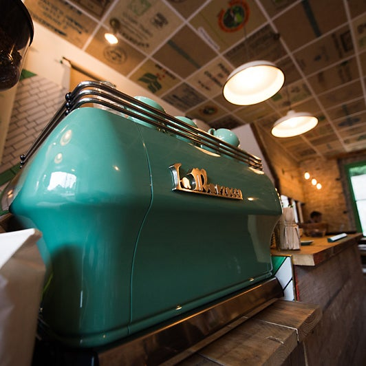 Foto diambil di Brickwood Coffee & Bread oleh Brickwood Coffee & Bread pada 9/25/2013