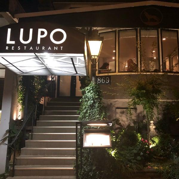 lupo italian restaurant in vancouver. Black Bedroom Furniture Sets. Home Design Ideas
