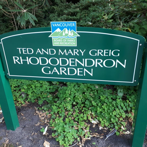 Stupendous Photos At Ted And Mary Greig Rhododendron Garden Garden In Cjindustries Chair Design For Home Cjindustriesco