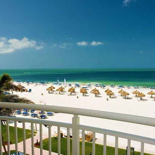 Beach Island: JW Marriott Marco Island Beach Resort