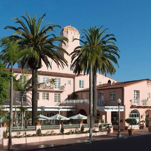 10/14/2013にLa Valencia HotelがLa Valencia Hotelで撮った写真