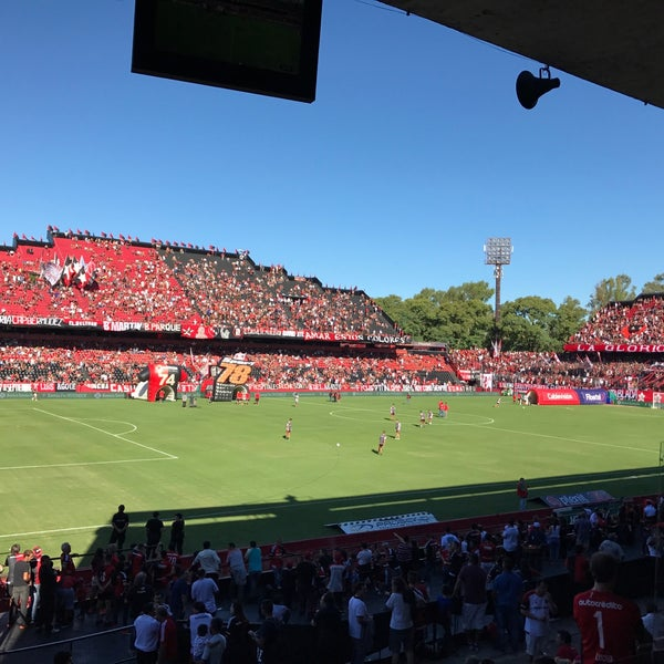 Foto scattata a Estadio Marcelo Bielsa (Club Atlético Newell's Old Boys) da Lucas il 3/18/2017