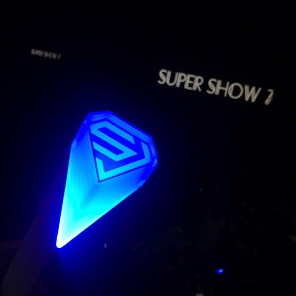 """Fotos em Super Junior World Tour """"Super Show 7"""" in BANGKOK (Agora"""