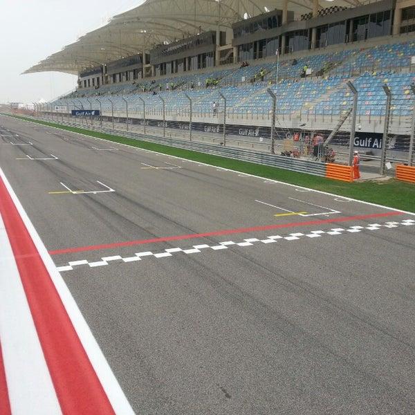 Foto scattata a Bahrain International Circuit da Ejaz S. il 4/20/2013