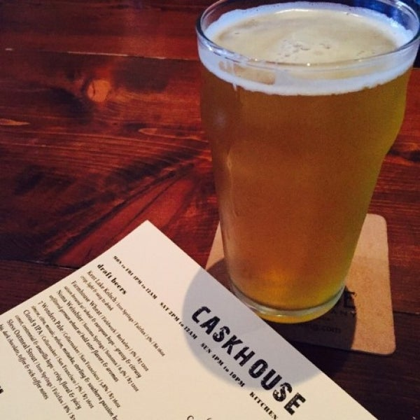 Photo taken at Caskhouse by Travis G. on 9/2/2015