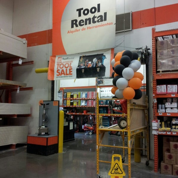 Photos At The Home Depot Hardware Store